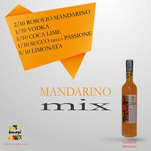 Rosolio al Mandarino