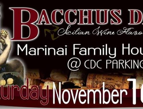 Bacchus Day