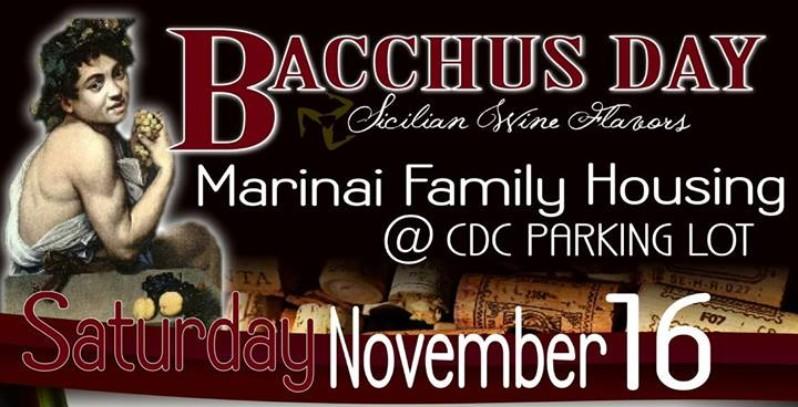 Bacchus Day 2013