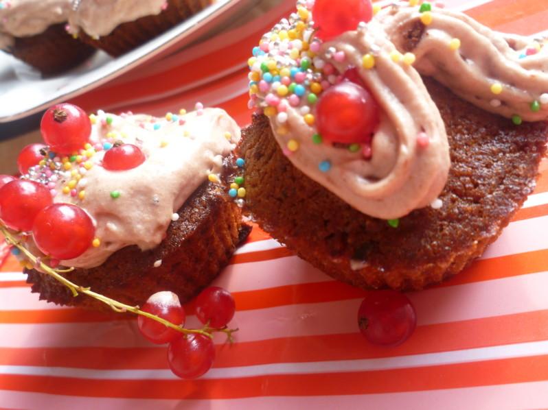 Muffin con Liquore all'Anice Bomapi