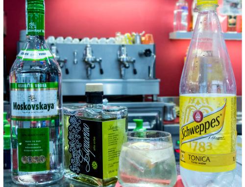 Cocktail con Liquorino alle Erbe