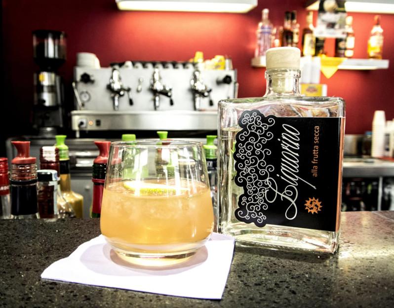 Liquorino Frutta Secca Cocktail leggero