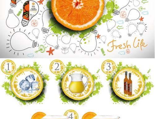 Rosolio di Arancia Cocktail