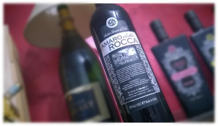 Amaro della Rocca Magnum