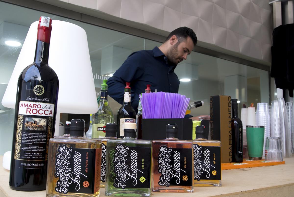 Liquorini e Amaro della Rocca