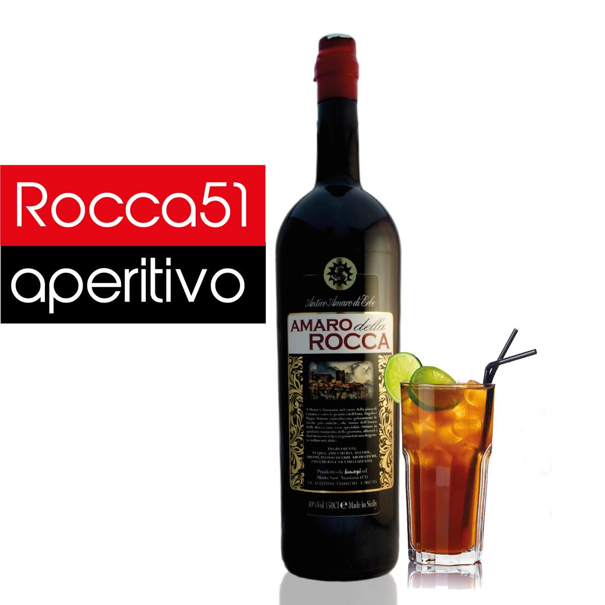 Amaro della Rocca, l'Amaro siciliano che nasce a Motta