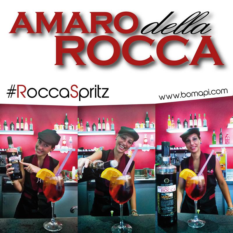Amaro della Rocca, amaro siciliano prodotto da selezionate erbe