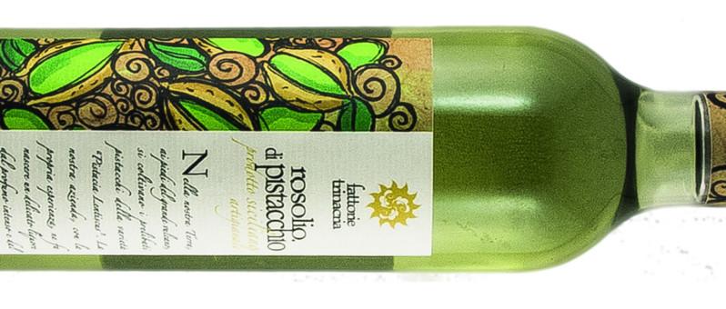 Rosolio Pistacchio, Liquore al Pistacchio di Bomapi