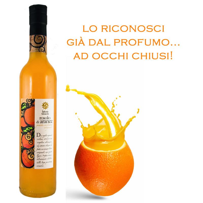 Rosolio di Arance, i Rosoli Siciliani