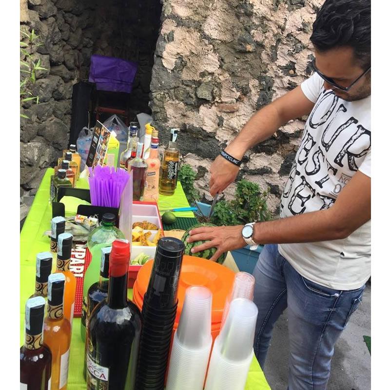 Amaro della Rocca Cocktail