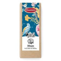 Cioccolato di Modica Rhum...