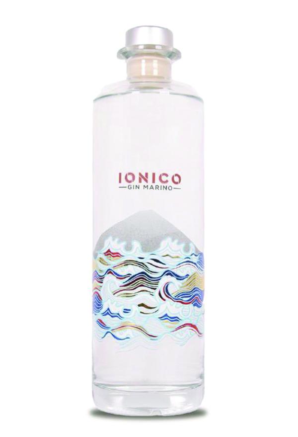 Ionico - gin marino siciliano